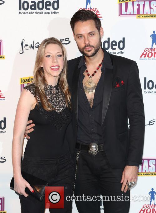 Katherine Ryan and Boyfriend
