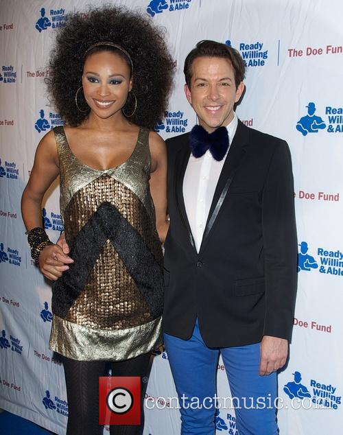 Cynthia Bailey and Derek Warburton 4