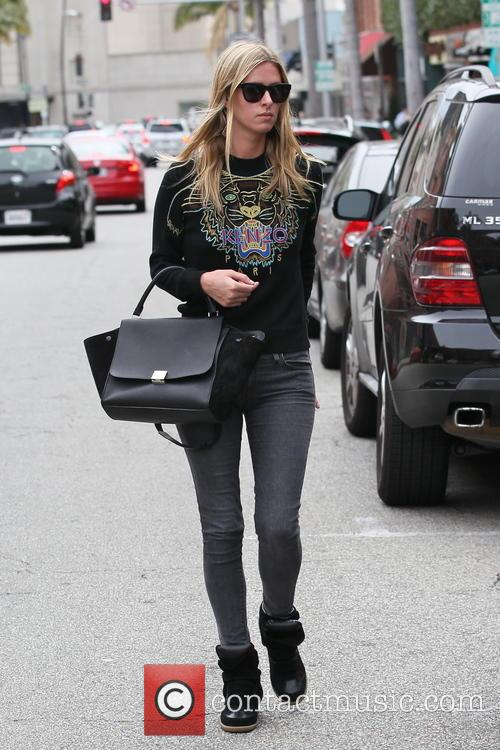 Nicky Hilton out shopping
