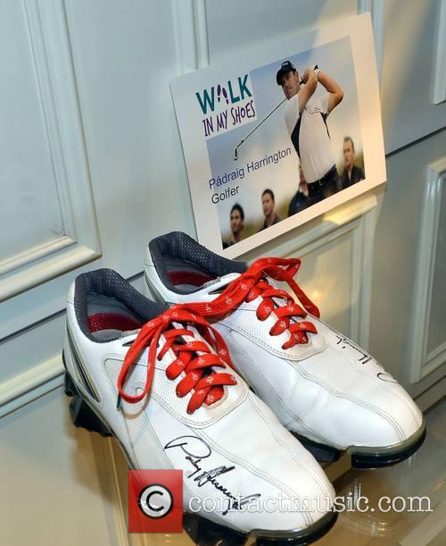 Padraig Harrington Shoes 7