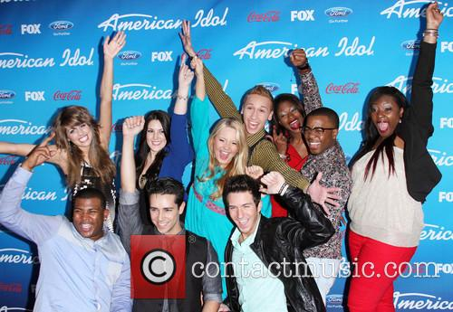 fox american idol finalists party 3544725