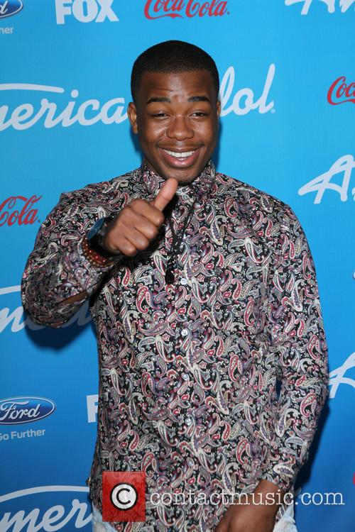 American Idol and Burnell Taylor 2