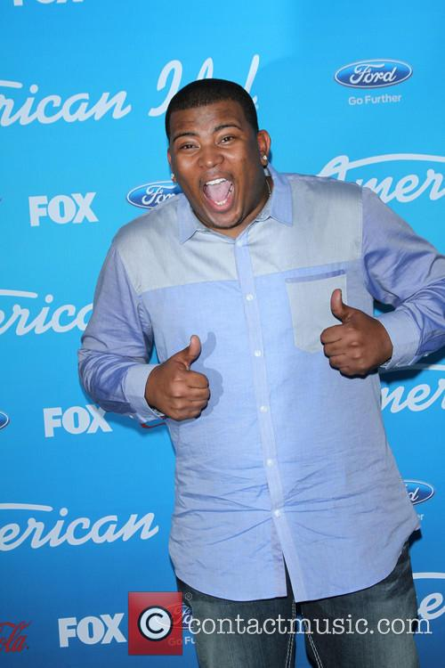 American Idol and Curtis Finch Jr. 2
