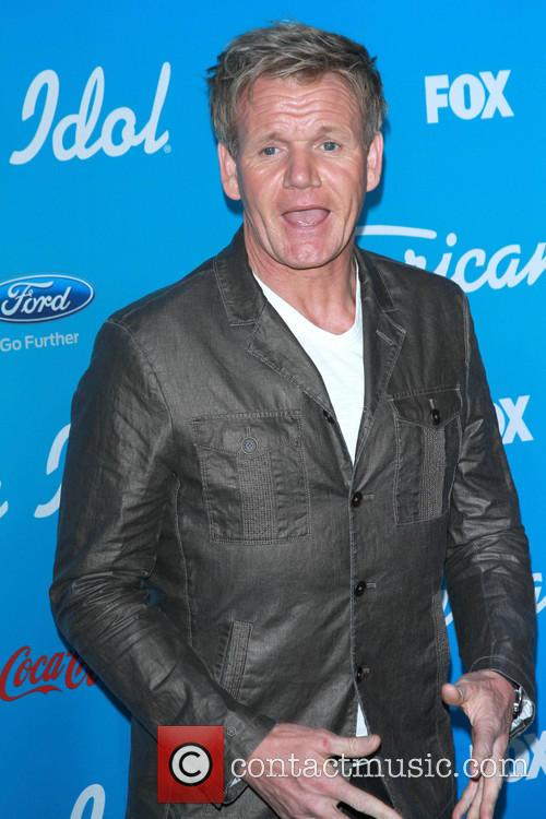 Gordon Ramsay American Idol