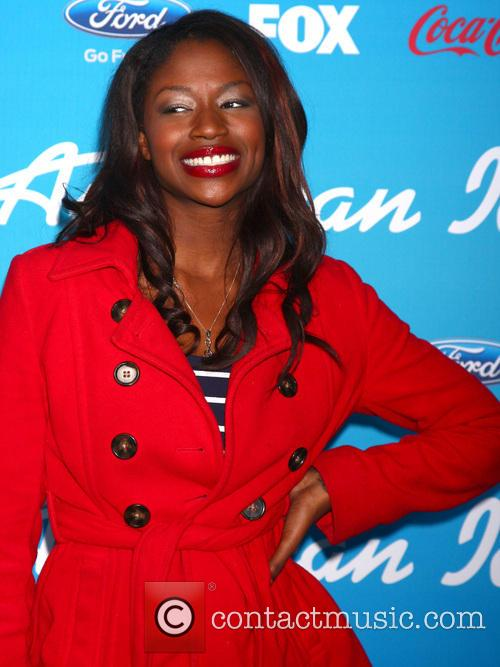 American Idol and Amber Holcomb 4