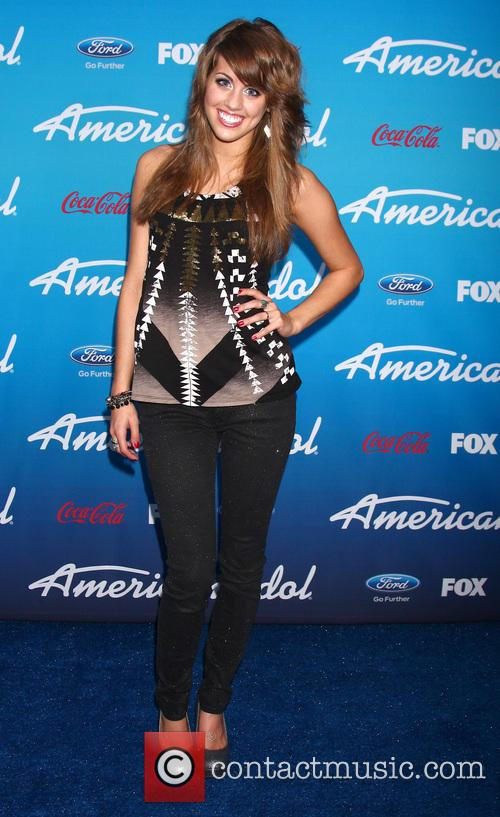 angie miller fox american idol finalists party 3544877
