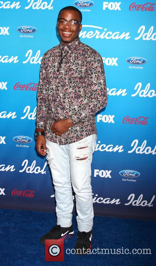 American Idol and Burnell Taylor 1
