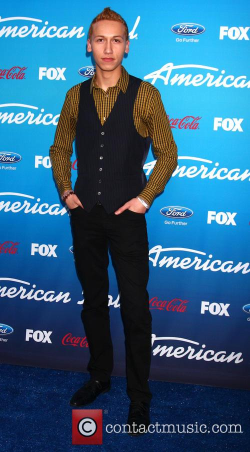 Devin and American Idol 7