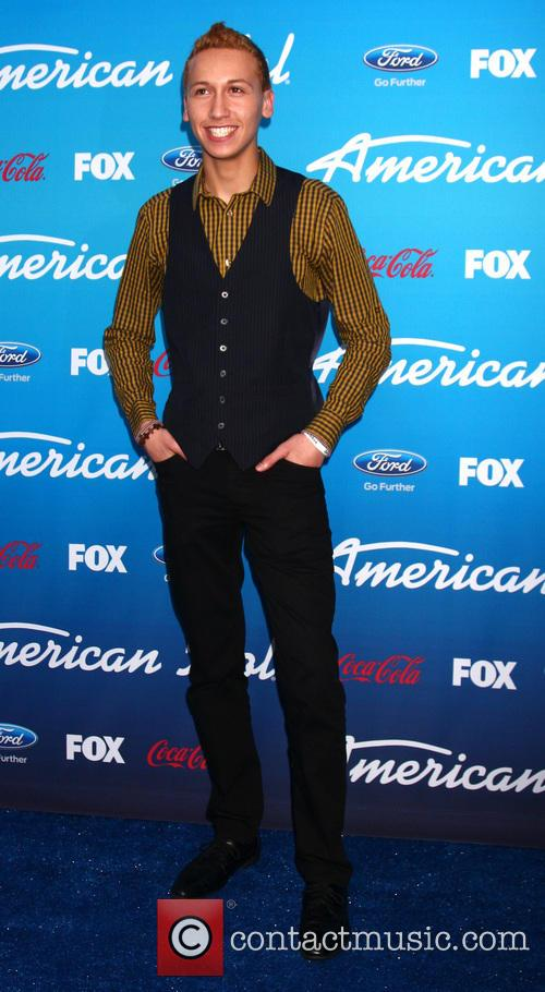 Devin and American Idol 8