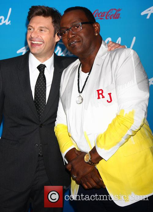 Ryan Seacrest and Randy Jackson 3