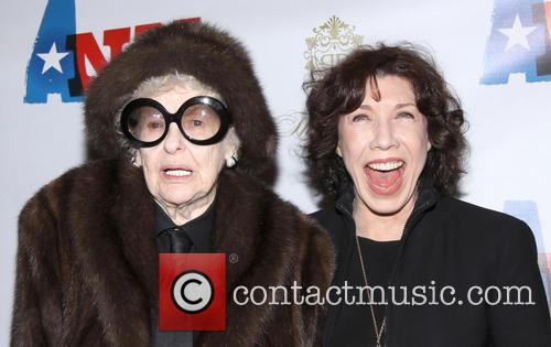 Elaine Stritch and Lily Tomlin 1