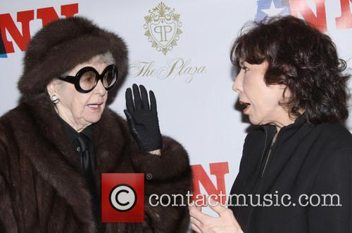 Elaine Stritch and Lily Tomlin 8
