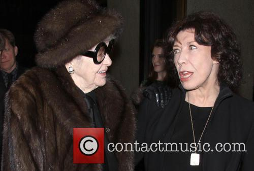 Elaine Stritch and Lily Tomlin 9