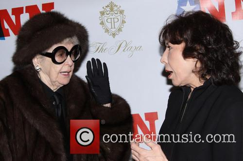 Elaine Stritch and Lily Tomlin 10