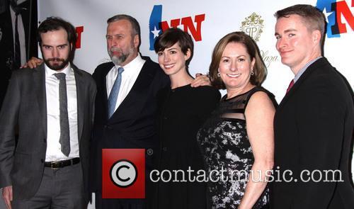 Thomas Hathaway, Gerald Hathaway, Anne Hathaway, Kate Mccauley Hathaway and Michael Hathaway 11