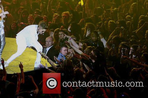 Justin Beiber In Concert