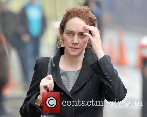 Rebekah Brooks and Andy Coulson appear in court