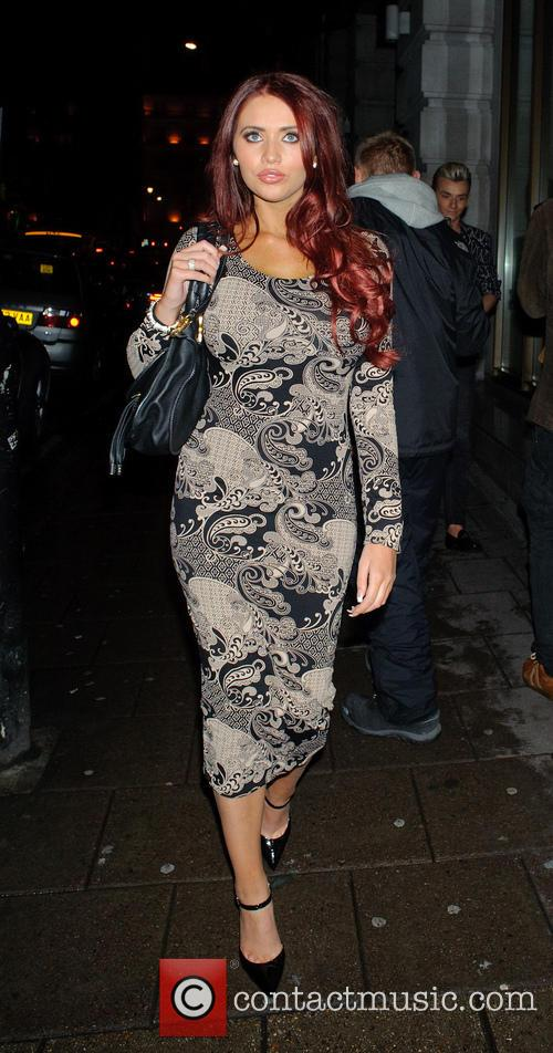 Amy Childs and Restaurant 4