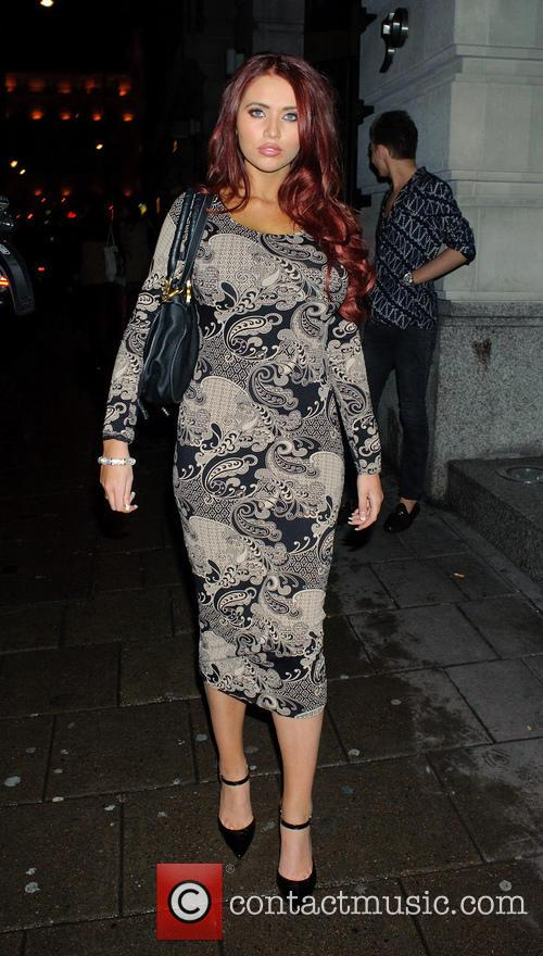 Amy Childs and Restaurant 5