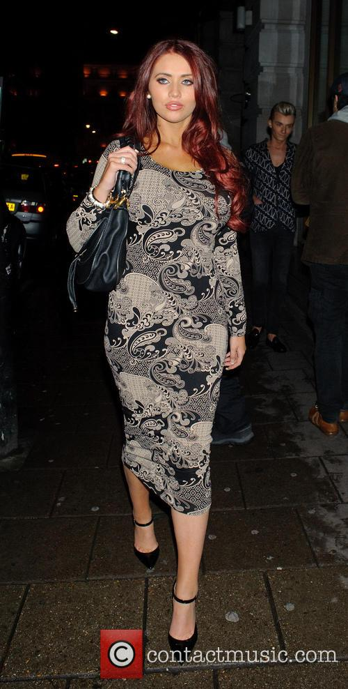 Amy Childs and Restaurant 6