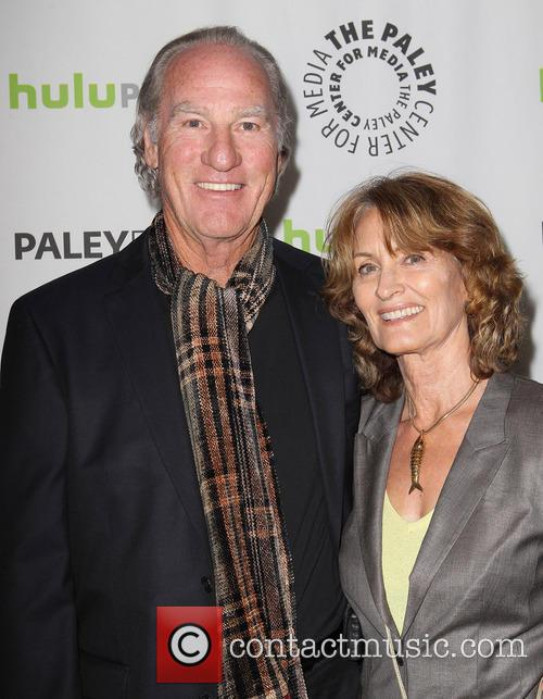 Craig T. Nelson and Doria Cook-nelson