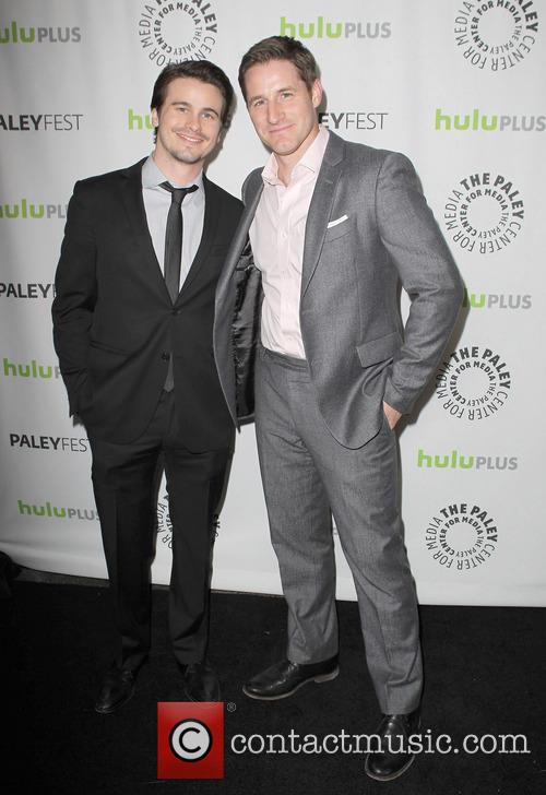 Jason Ritter and Sam Jaeger 2