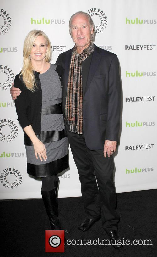 Monica Potter and Craig T. Nelson 9