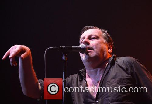 Southside Johnny performing