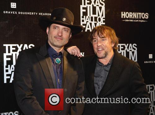 Robert Rodgriguez and Richard Linklater 4