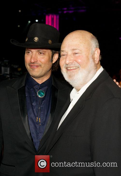 Robert Rodriguez and Rob Reiner 2