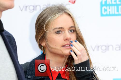 WE day UK held at Wembley arena - Arrivals