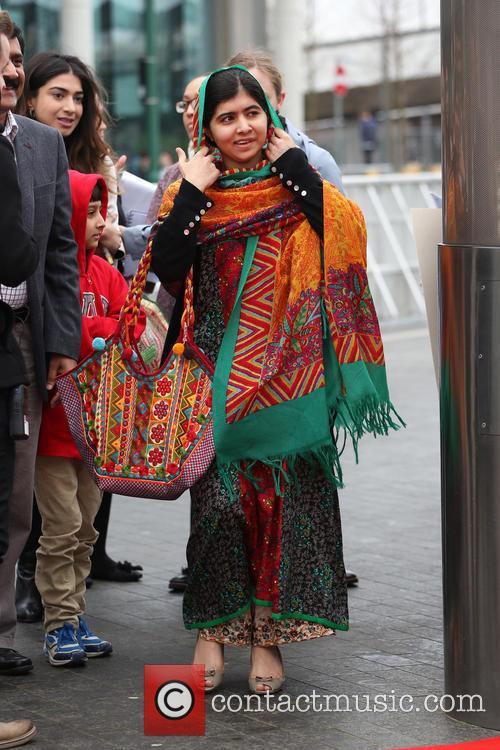 Malala Yousafzai 7