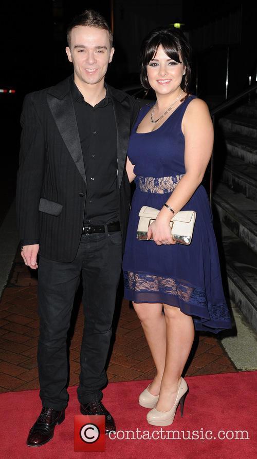 Jack P Shepherd and Lauren Shippey 1