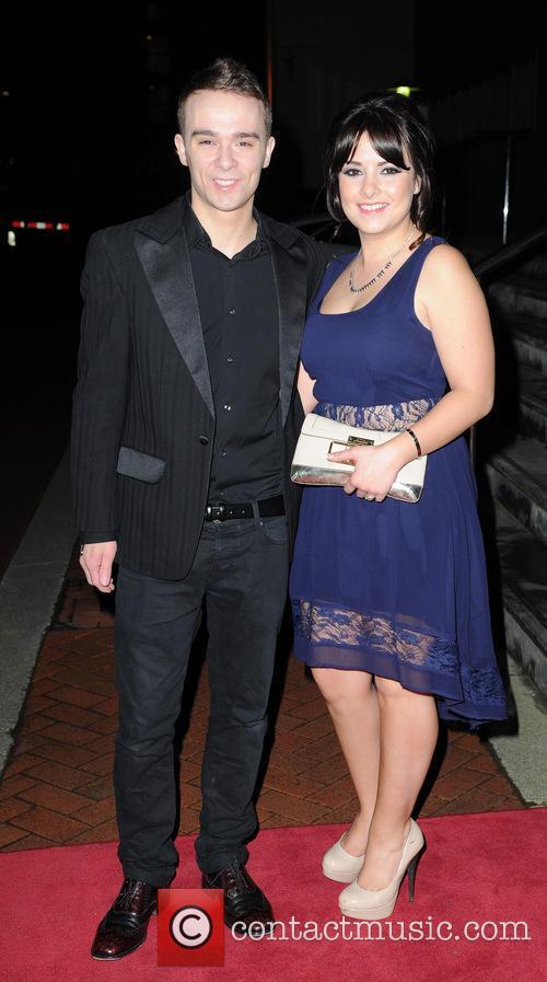Jack P Shepherd and Lauren Shippey 2