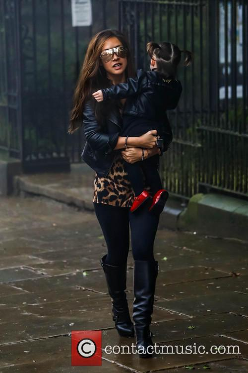 Myleene Klass and Hero Quinn 5