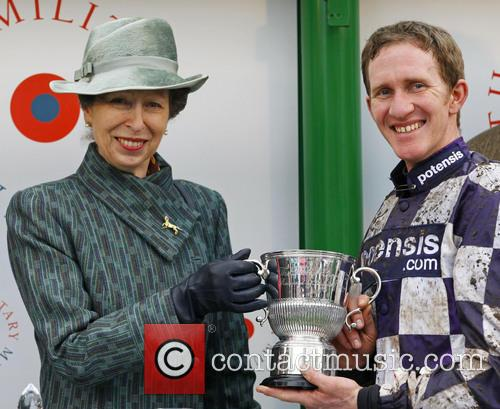 Anne, Princess Royal and Jody Sole 3
