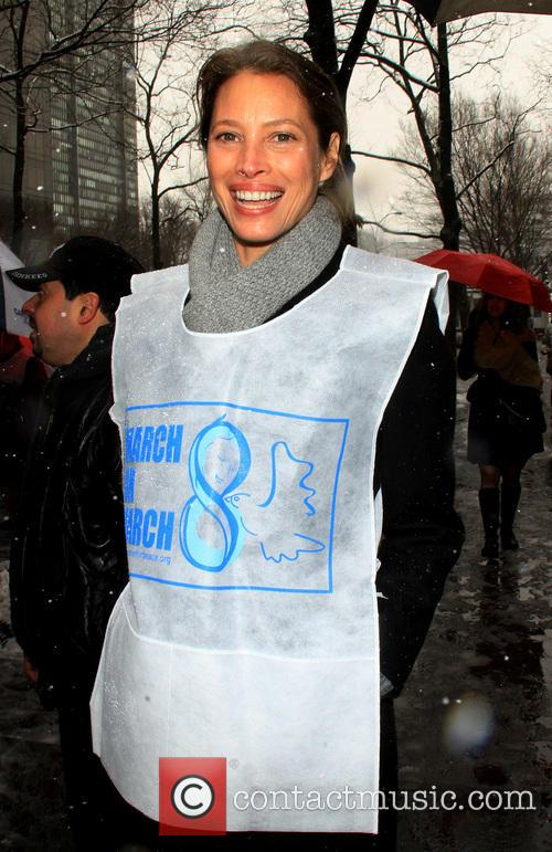 Christy Turlington 1