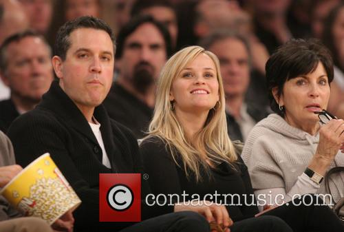 Reese Witherspoon and Jim Toth 2