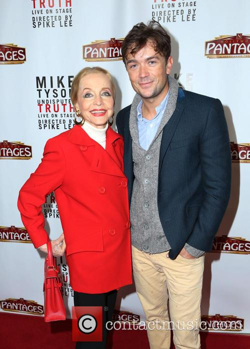Anne Jeffreys and Emrhys Cooper 5