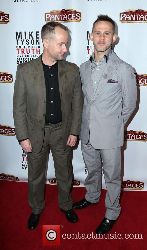 Billy Boyd and Dominic Monaghan 1