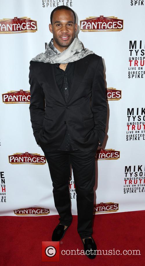 Mike Tyson, Brett Lockett