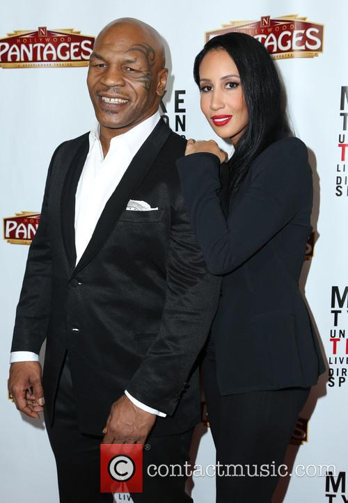 Mike Tyson and Kiki Tyson 9