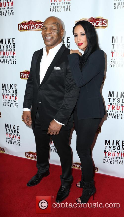 Mike Tyson and Kiki Tyson 4