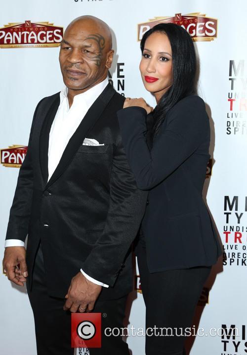 Mike Tyson and Kiki Tyson 6