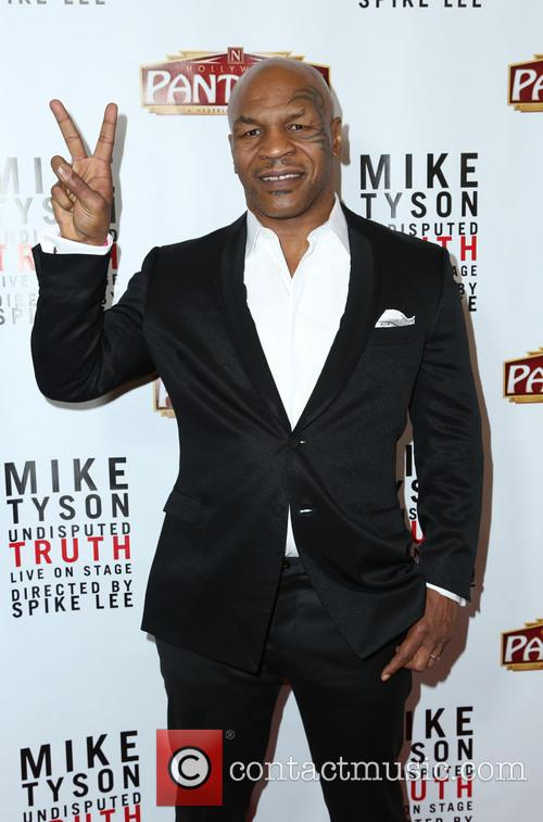 Mike Tyson, Undisputed Truth Stage Opening