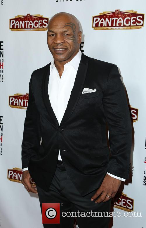 mike tyson the los angeles opening night 3546161