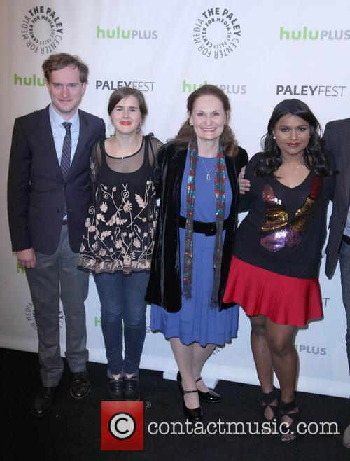 Cast Of The Mindy Project 2