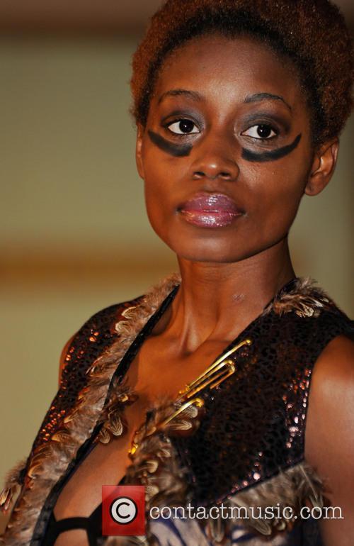 Birmingham Fashion Week 2013 - Dawn Sunflower -...