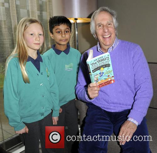 Henry Winkler in the UK