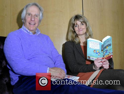 Henry Winkler and Nicky Cox 5